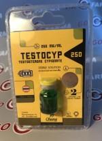TESTOCYP (тестоцип) 250MG/ML - ЦЕНА ЗА 2МЛ купить в России